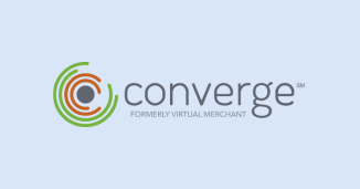 Virtual Merchant Converge tokenization gateway