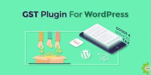 WGS blog GST Plugin For Wordpress