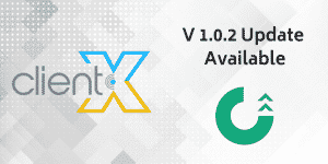 ClientX WHMCS Theme V 1.0.2 Update Available