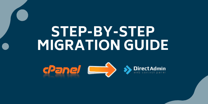 Step-by-Step Guide for migrating cPanel to DirectAdmin