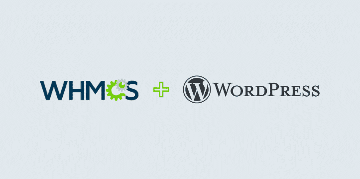 WHMCS Integration With WordPress