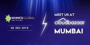 WGS Attending Cloudbazaar 2019 Event