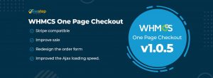WHMCS One Step Checkout